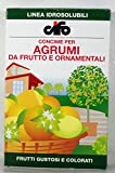 CONCIME IDROSOLUBILE CIFO PER AGRUMI IN CONFEZIONE DA 600 GRAMMI