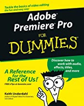 Adobe® Premiere® Pro For Dummies® (For Dummies (Computers)) (English Edition)