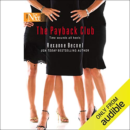 The Payback Club audiobook cover art