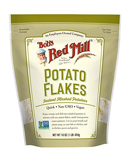 BOBS RED MILL Idaho Potato Flakes Instant Mashed Potatoes