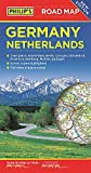 Philip's Germany and Netherlands Road Map