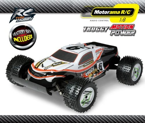 R/C Auto Motorama-1/8 Truggy Motion Power Verde