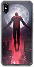 iPhone 6 Plus/6s Plus Anti-Scratch Shockproof Clear Case Spider-Man Avengerss Comic Superhero Far from Home