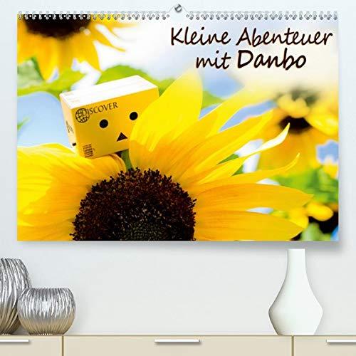 Kleine Abenteuer mit Danbo (Premium, hochwertiger DIN A2 Wandkalender 2021, Kunstdruck in Hochglanz): Begleitet Danbo durch ein aufregendes Jahr! (Monatskalender, 14 Seiten )