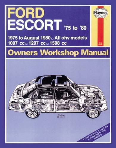 Ford Escort Owner's Workshop Manual: 75-80