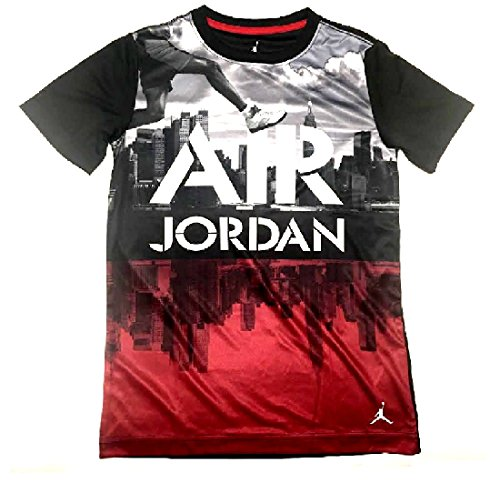 AIR JORDAN Boys' T-Shirt Size S