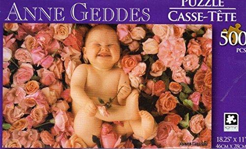 Anne Geddes - 500 Piece Jigsaw Puzzle - v4 by Anne Geddes