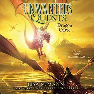 Dragon Curse audiobook cover art