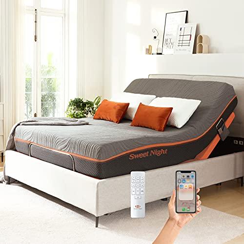 Adjustable Bed Frame Queen
