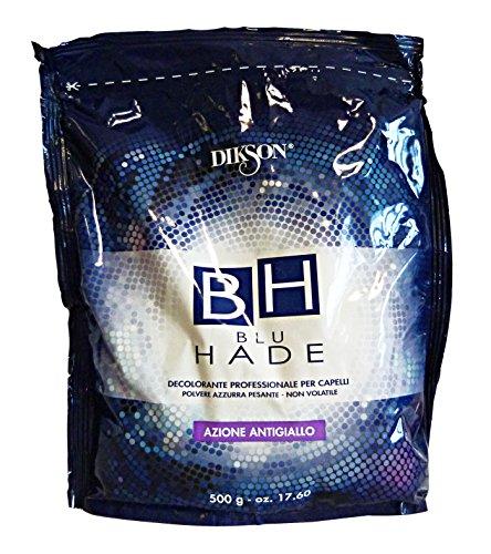 Dikson Deco Bolsa Bh Blu Hade decolorante Profesional En Polvo - 500 ml