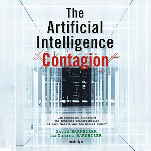 The Artificial Intelligence Contagion cover art