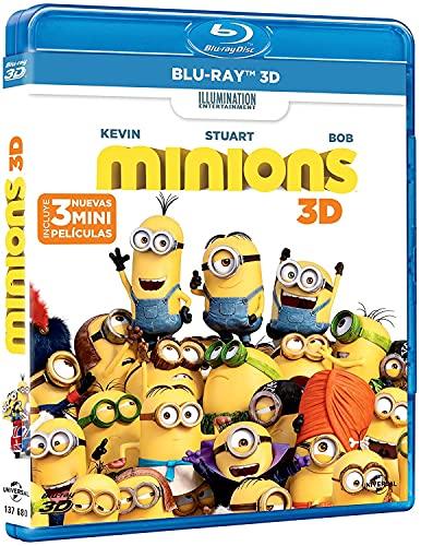 BR3D -MINIONS COMBO SUPERSET (blu_ray) [Blu-ray]