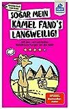 Sogar mein Kamel fand's langweilig: Mit den verrücktesten Reisebewertungen um die Welt!