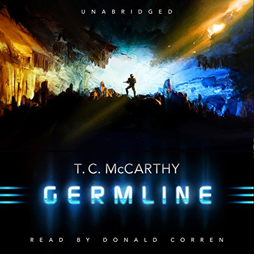 Germline Audiobook By T. C. McCarthy cover art