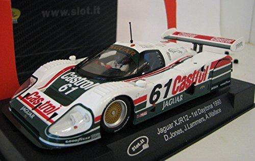 Slot.it Jaguar XJR12 Castrol 1st. Daytona '90, CA13e by