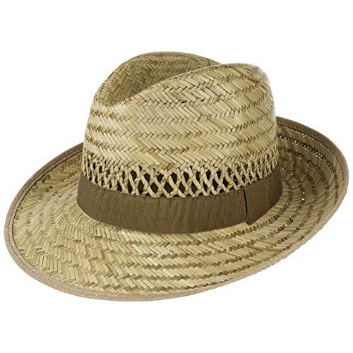 Chapeau Recolte chapeau pour le jardin chapeau pour homme (61 cm - nature)