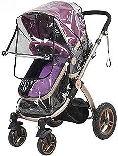 1STOPBABYSTORE Doppio Protezione pioggia per beb/è Sportivo Mini E GT doppio A Per Beb/è Da Viaggio
