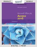 Bundle: New Perspectives Microsoft Office 365 & Access 2016: Comprehensive + SAM 365 & 2016 Assessment, Training and Projects v1.0 Printed Access Card ... 180 Day Trial, Pc Version Printed Access Card