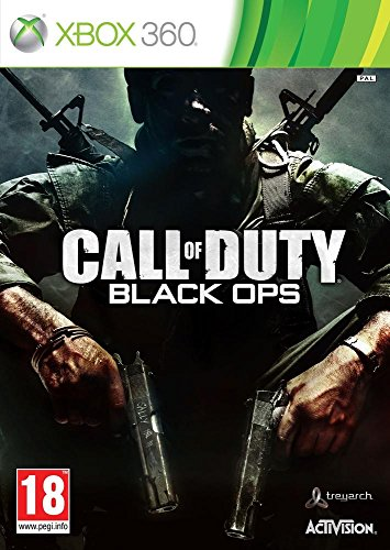 Call of Duty: Black Ops (Xbox 360) [Importación inglesa]