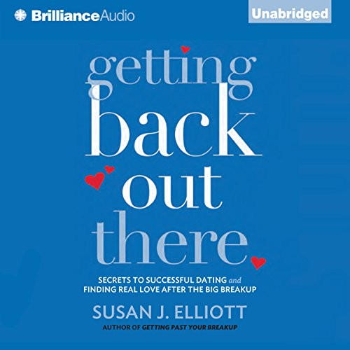 Getting Back Out There audiobook cover art
