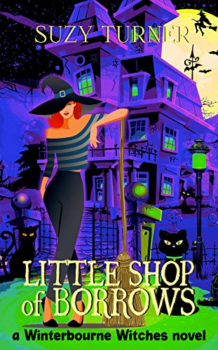 Little Shop of Borrows by [Suzy Turner]