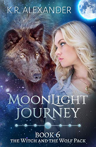 Moonlight Journey: A Reverse Harem Shifter Romance (The Witch and the Wolf Pack Book 6)