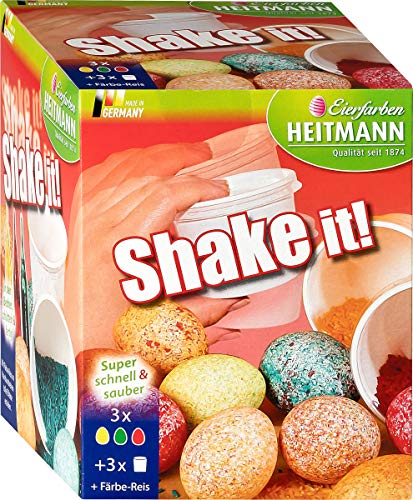 Ostereierfarbe Shake it