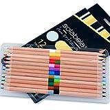 Solabela® 2色色鉛筆12本セット – 24色