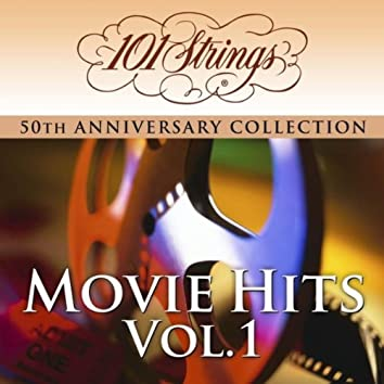 """101 Strings Orchestra - Movie Hits Vol.1 """"50th Anniversary Collection"""" (Amazon Exclusive Edition)"""