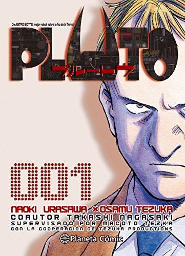 Pluto nº 01/08 (Manga: Biblioteca Urasawa)