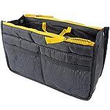 SODIAL- Handbag Pouch Bag Insert Organizer