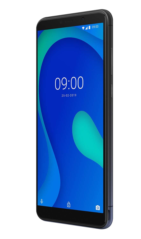 """WIKO Y80 + Carcasa – Smartphone 4G de 5,99"""" (Octa-Core 1,6 GHz, Cámara Dual 13 MP, batería 4000 mAh, 32 GB de ROM, 2 GB de RAM, Android 9, Dual SIM) – Color Azul: Wiko: Amazon.es: Electrónica"""