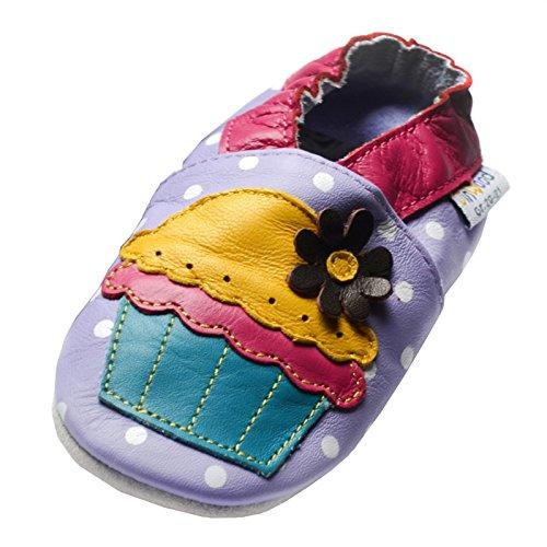 Jinwood designed by amsomo Cupcake Lilac Mini Shoes, EU 24/25