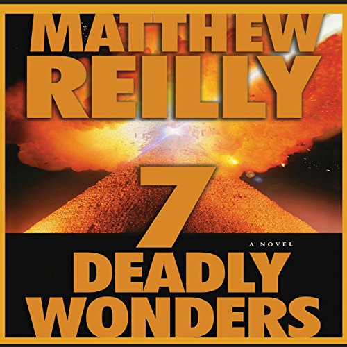 7 Deadly Wonders audiobook cover art