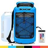 Best Dry Sack Bags - Boncas Waterproof Backpack, 20L Dry Bag with Waterproof Review