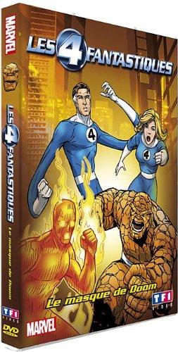 Les 4 fantastiques - Le masque de Doom [Francia] [DVD]