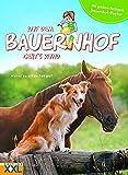 Auf dem Bauernhof geht´s rund - mit großem farbigem Bauernhof-Poster: Was es zu entdecken gibt