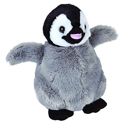 Wild Republic 22477 Pinguin Kuscheltier, Cuddlekins Plüschtier, Stofftier 30 cm, Multi