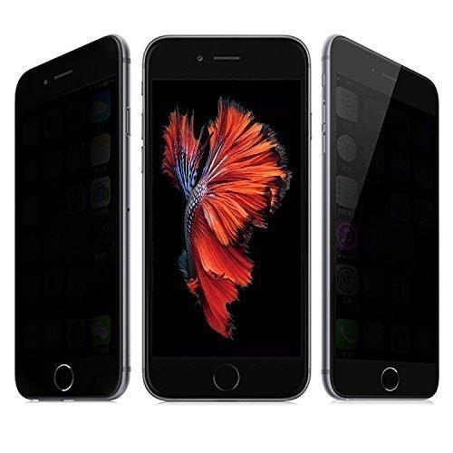 SUPTMAX iPhone 6s Plus 対応 iPhone 6s Plus 覗き見防止フィルム iPhone 6 Plus 保護フィルム 3D Touch 対応 0.26mm 2.5D 9H 強化ガラス 耐衝撃 自動吸着 99% 高透過率 気泡ゼロ iPhone 6s Plus 保護フィルム (覗き見防止)