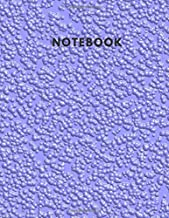notebook: Notebook - Large (8.5 x 11 inches) - 110 Pages - Violet Cover