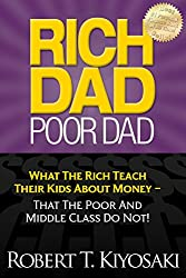 top 10 inspirational books - rich dad poor dad