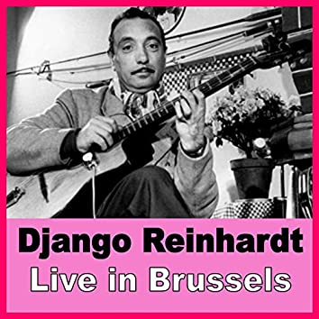 Django Live in Brussels