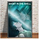 tinghua Poster Und Drucke Ghost In The Shell Kampf Polizei