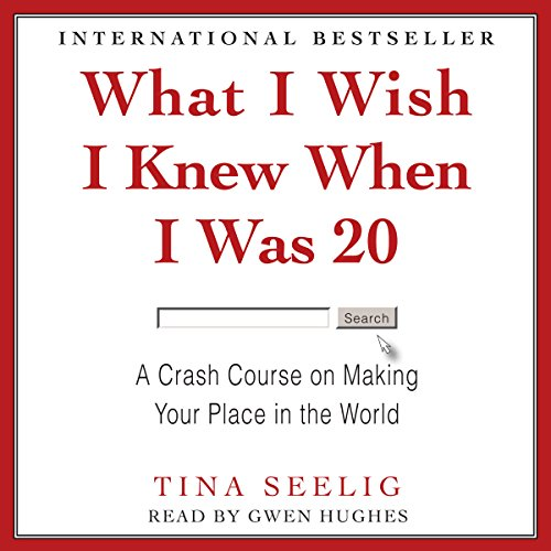 What I Wish I Knew When I Was 20 audiobook cover art
