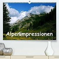 Alpenimpressionen, Region Schweiz/Frankreich (Premium, hochwertiger DIN A2 Wandkalender 2022, Kunstdruck in Hochglanz): Kleine alpine Eindruecke aus der Schweiz und Frankreich (Monatskalender, 14 Seiten )