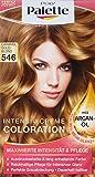 Schwarzkopf Poly Palette Coloration Stufe 3, 546 Caramel Goldblond, 115 ml