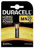 Duracell - Pila Especial para alarmas y mandos a Distancia - MN27 x 1