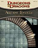 Arcane Towers Dungeon Tiles (D&D Accessory)