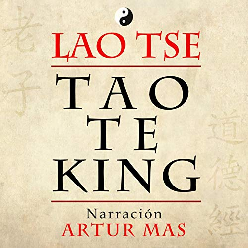 Tao Te King (Spanish Edition) Titelbild
