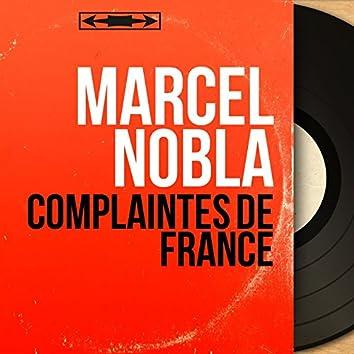 Complaintes de France (Mono Version)